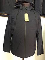 Мужская весенняя прорезиненная куртка