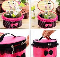 Сумочка для косметики bow storage bag, фото 1