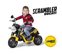 Детский трицикл Peg Perego IGED0920 Ducati Scrambler 2017