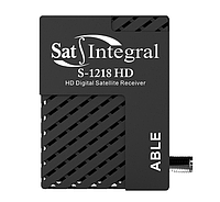 Sat-Integral S-1218 HD Able - спутниковый ресивер, фото 1