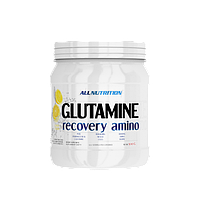Глютамин AN Glutamine Recovery Amino, 500 g Лимон