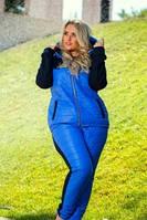 Спортивный костюм женский большого размера
