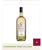 Вино CHARDONNAY TERRE SICILIANE  ( Castelmarco Italia белое 1,5 л. )