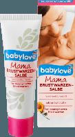 Крем для сосків (грудей) соняш_кокос масла babylove Mama Brustwarzensalbe, 30мл