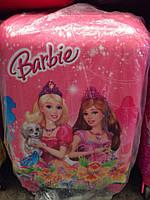 Чемодан дорожный детский Барби  2212-2412-19