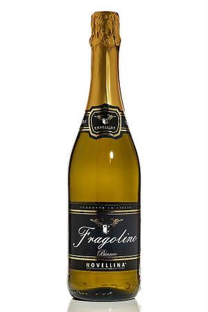 Вино игристое белое Fragolino Novellina Bianco (ФРАГОЛИНО НОВЕЛЛИНА БЬЯНКО) 0.75L, фото 2