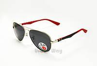 Мужские солнцезащитные очки Ray Ban, форма оправы Авиатор