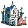 """Пазл 3D """"Замок Нойшванштайн"""", Ravensburger"""