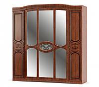 Шкаф 5Д «Милано» Мебель Сервис