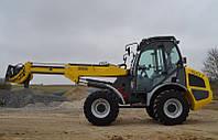 Колесный погрузчик  фронтальный Kramer 750 T, 2014 г