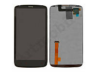 Дисплей для HTC Z715e Sensation XE G18 + touchscreen, чёрный