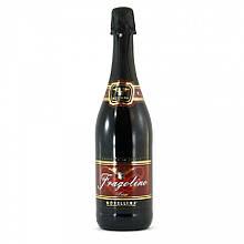Вино игристое красное Fragolino Novellina Rosso (ФРАГОЛИНО НОВЕЛЛИНА) 0.75L