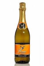 Вино игристое персиковое Fragolino Novellina Pesca (ФРАГОЛИНО НОВЕЛЛИНА) 0.75L, фото 2