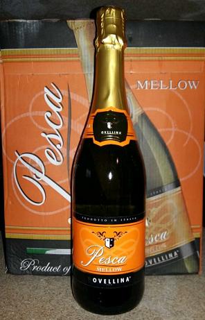 Вино игристое персиковое Fragolino Novellina Pesca (ФРАГОЛИНО НОВЕЛЛИНА) 0.75L