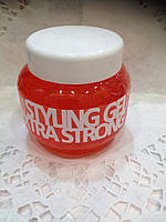 Гель для волос Kallos Extra Strong Hold Styling Gel