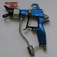 Пистолет по принципу «комбинированная покраска airmix» DP-637G40