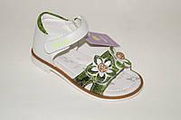 Детские босоножки для девочек от производителя Tom.m  8909U (12/6пар, 26-31)