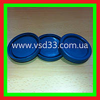 Крышка полиэтиленовая для консервации (термо) (50 шт.), Крышка пластмассовая для консервации (термо)