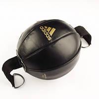 Боксерская Груша Adidas Кожаная двухконечная боксерская