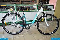 Городской велосипед Winner Infinity колесо 28 размер рамы 16