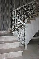 Кованая лестница , фото 1