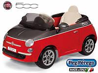 Детский электромобиль Peg Perego IGED1161 FIAT 500 Red