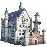 Объемный пазл 3D Ravensburger - Замок Нойшванштайн