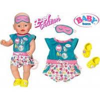 Одежда для куклы плюс обувь Baby Born Zapf Creation 822470