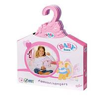 Вешалки для одежды куклы BABY BORN Zapf Creation 804568, одежда для baby born