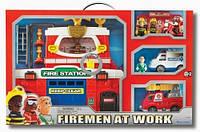 Пожарный участок, игровой набор. KeenWay