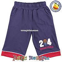 Спортивные шорты для мальчика от 3 до 6 лет (5154-1)