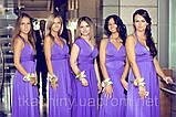 Платья подружек невесты 14 цветов, фото 2