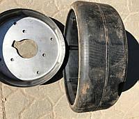 Шина 300х100 (бандаж) прикатывающего колеса культиватора КРН-4