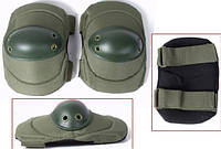 Защитные налокотники Mil-Tec Sturm Олива Flektarn DPM