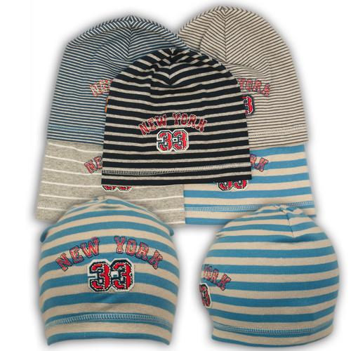 Детские шапки из трикотажа для мальчика, AB21-2