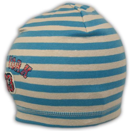 детские шапки из трикотажа