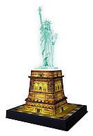 Объемный пазл 3D Ravensburger - Статуя Свободы ночная версия