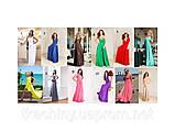 Платья подружек невесты 14 цветов, фото 3