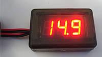 Вольтметр-термометр автомобильный 12в-24в купить цена