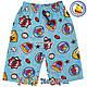 Детские шорты для мальчика от 2 до 5 лет (5155-2), фото 4