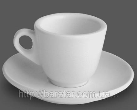Чашка з блюдцем порцеляновий Еней 51k039r00
