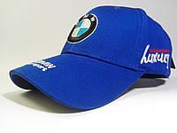 Кепка бейсболка BMW синяя