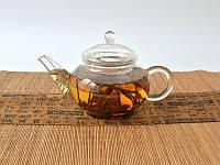 Чайник стеклянный, 290 мл. Заварочный чайник
