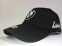 Кепка бейсболка BMW черная