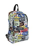 Рюкзак подростковый ТМ 1 Вересня T-15 Garage, 40*26.5*13