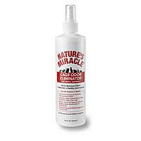 8in1 NATURES MIRACLE Cage Odor Eliminator уничтожитель запахов для клеток мелких животных, 473мл
