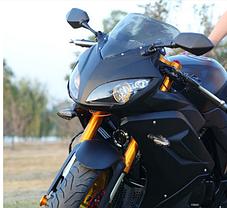 Зеркала на спорт мотоцикл, фото 2