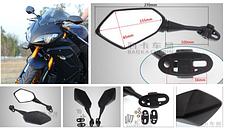 Зеркала на спорт мотоцикл, фото 3