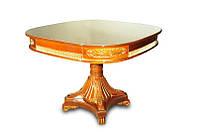 Новый деревянный стол - №22. (103х103х75 см)