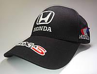 Кепка бейсболка Honda черная